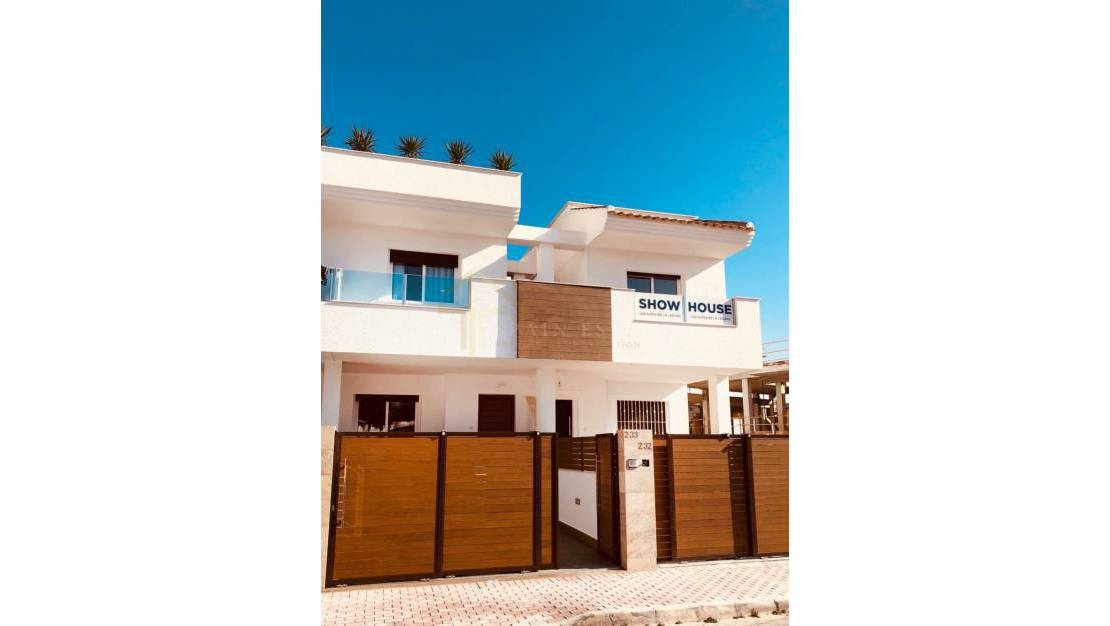 New Build - Duplex - Torrevieja - Los balcones