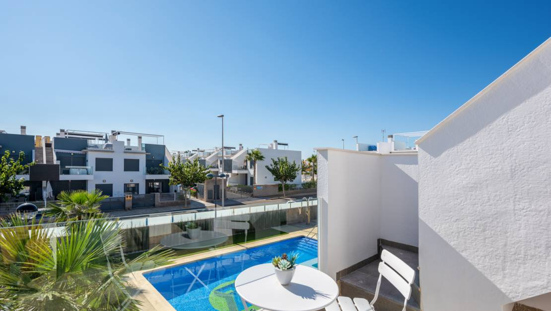 New Build - Studio apartment - Pilar de la Horadada