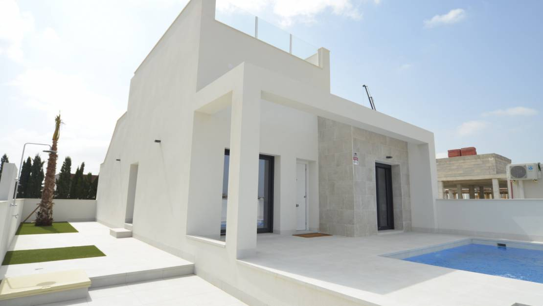 New Build - Terraced house - Daya Nueva