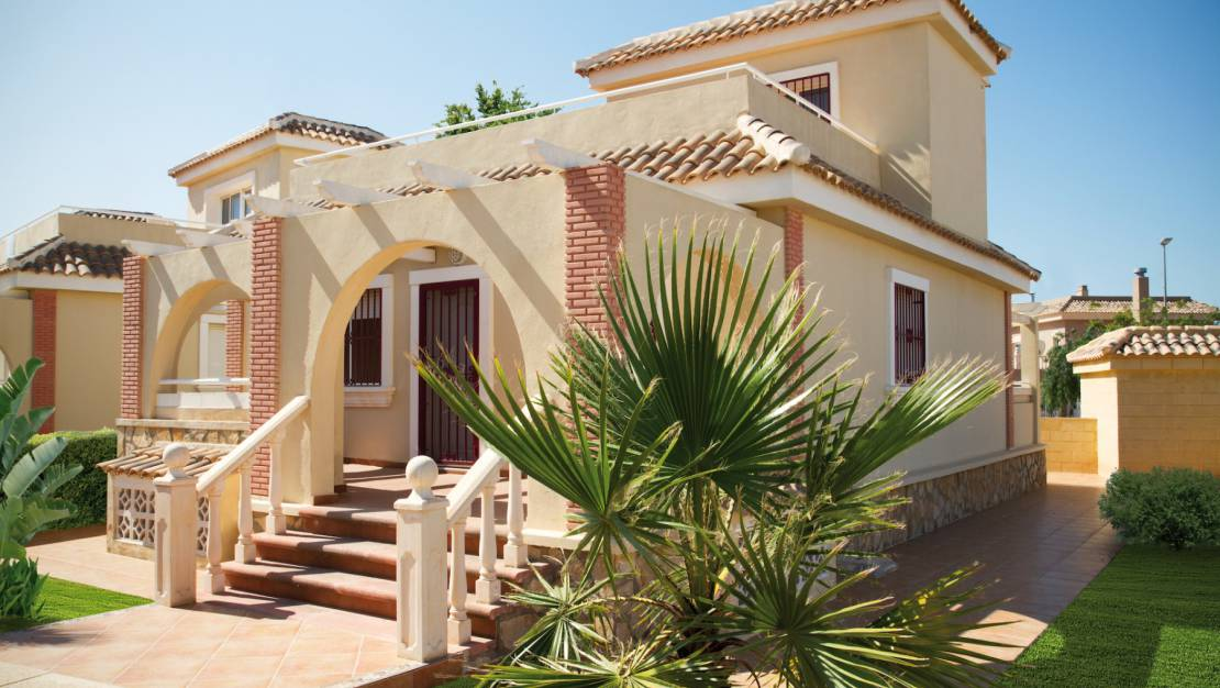 New Build - Villa - Balsicas - Campo de golf