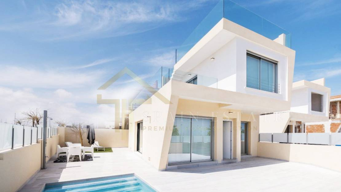 New Build - Villa - Cabo Roig - Mill Palmeras