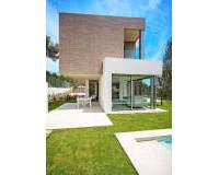 New Build - Villa - Finestrat - Cortina