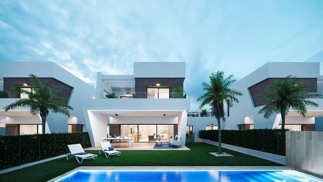 New Build - Villa - Finestrat - Finestrat Urbanizaciones