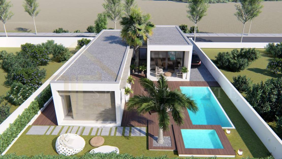 New Build - Villa - Formentera del Segura - Centro
