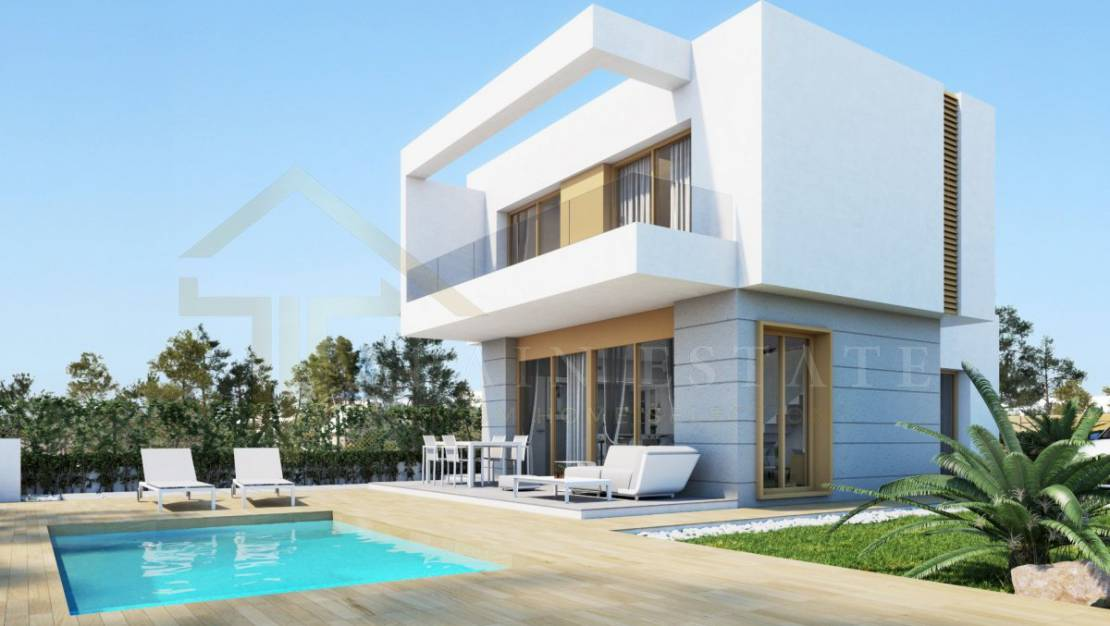 New Build - Villa - Pilar de la Horadada - Centro
