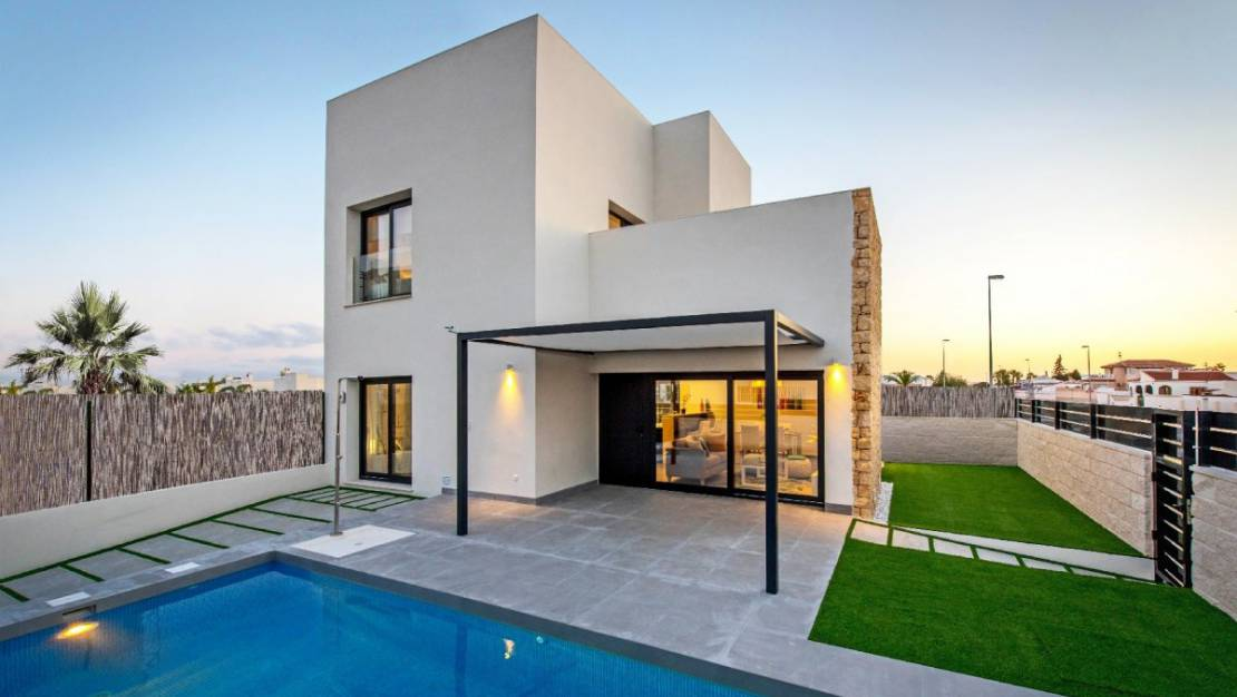 New Build - Villa - Rojales - Benimar