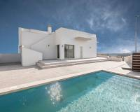 New Build - Villa - San Miguel de Salinas - Campo de golf