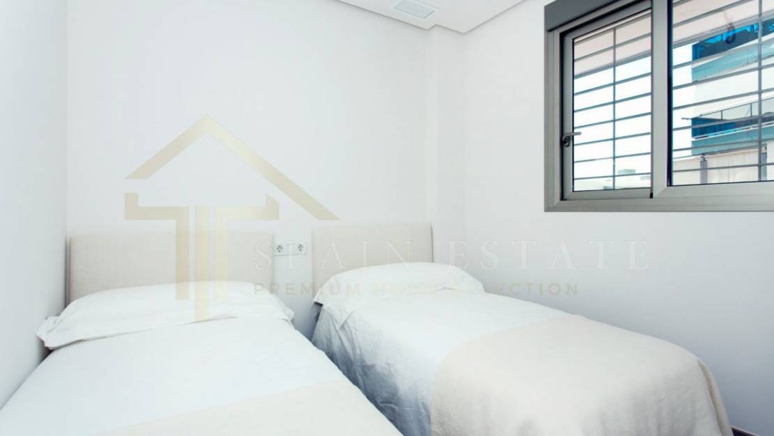 Nybygg - Apartment/Flat - Alicante - Centro