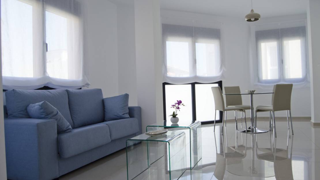 Nybygg - Apartment/Flat - Los Montesinos - Centro