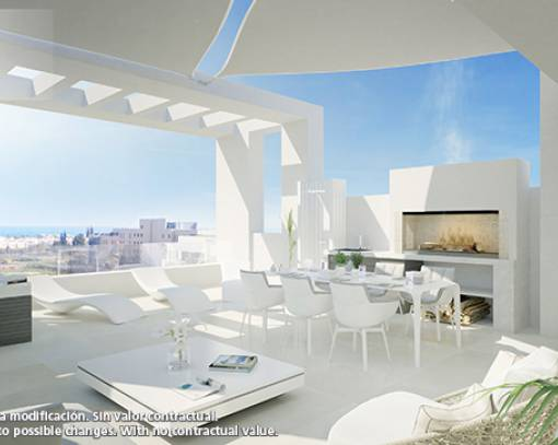 Penthouse - New Build - Marbella - ESTEPONA
