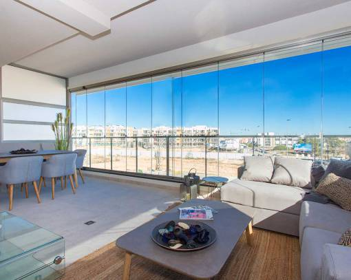 Penthouse - New Build - Orihuela Costa - La Zenia