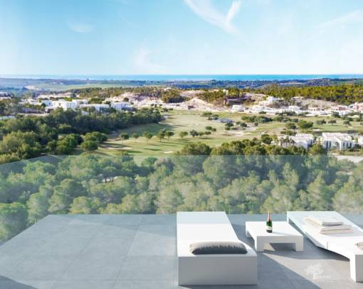 Penthouse - New Build - San Miguel de Salinas - Las colinas