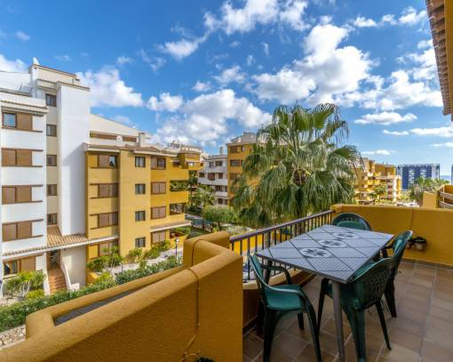 Penthouse - Wederverkoop - Torrevieja - Panorama Park