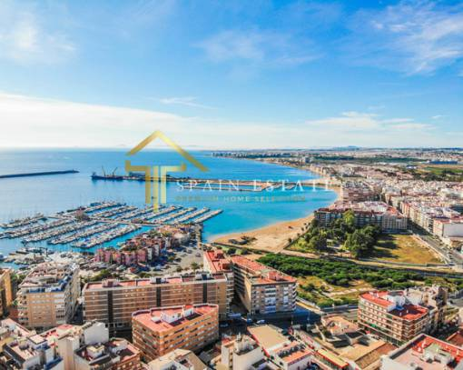 Penthouse - Wederverkoop - Torrevieja - Paseo maritimo