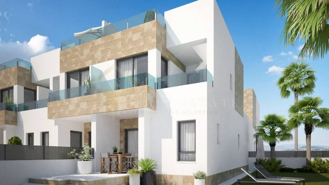 Property | New build townhouse for sale in Villamartin