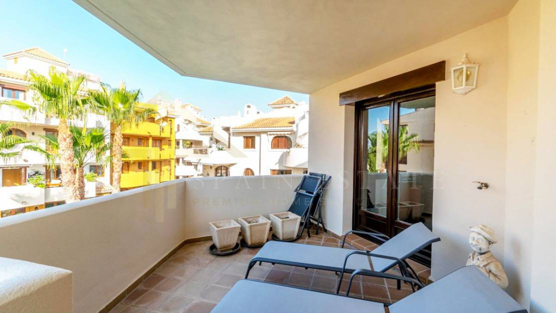 Resale - Apartment / Flat - Orihuela Costa - Punta Prima