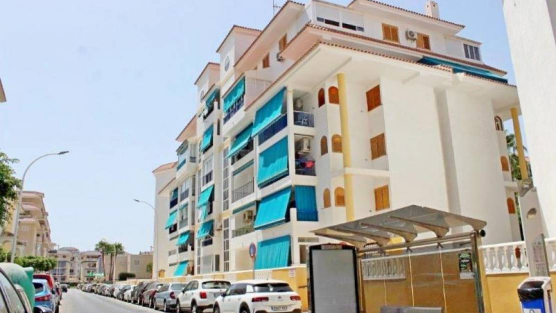 Resale - Studio apartment - La Mata