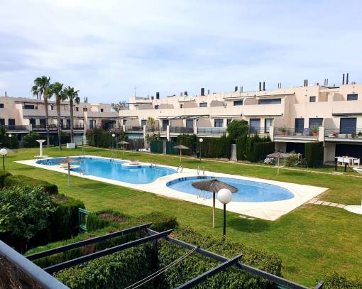 Terraced house - Long time Rental - San Juan de Alicante - Alicante