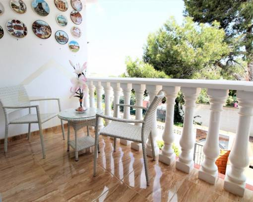 Terraced house - Resale - Torrevieja - Lago jardin
