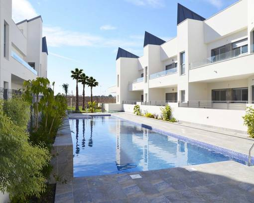 Townhouse - Nybygg - Torrevieja - Torrevieja