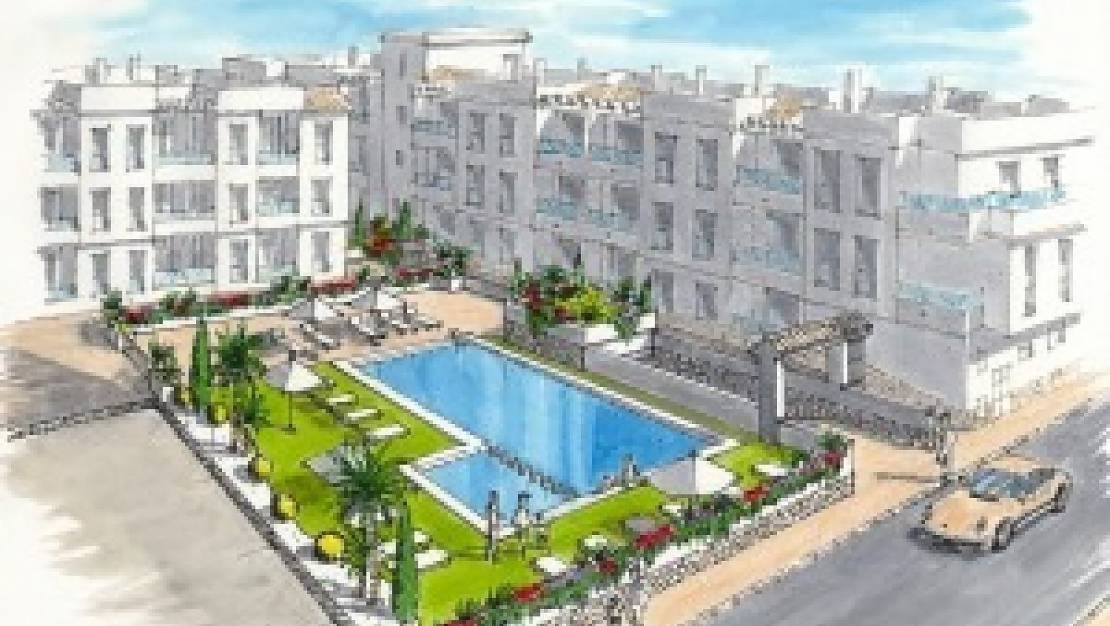 Urbanization | Buy apartment near to the beach in Torrevieja