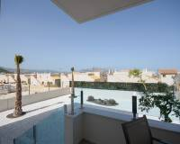 Views | Buy new bungalow in Polop - Costa Blanca
