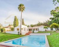 Villa in Marbella with private pool. - Pool.