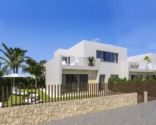 Villa - New Build - Alicante - Torre de la Horadada