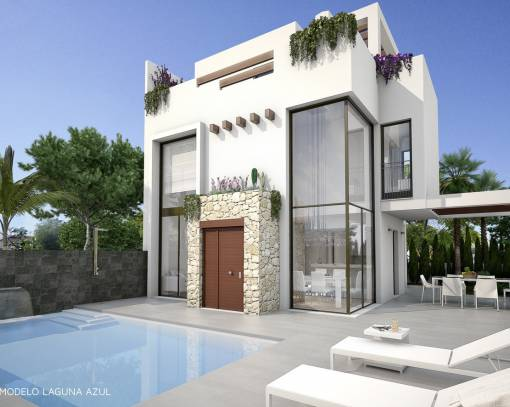 Villa - New Build - Cabo de Palos - Cabo Palos
