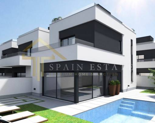 Villa - New Build - Cabo Roig - La Zenia
