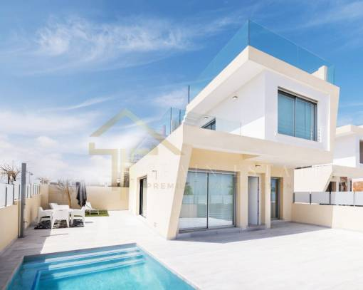Villa - New Build - Cabo Roig - Mill Palmeras