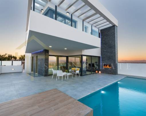 Villa - New Build - Ciudad quesada - Rojales