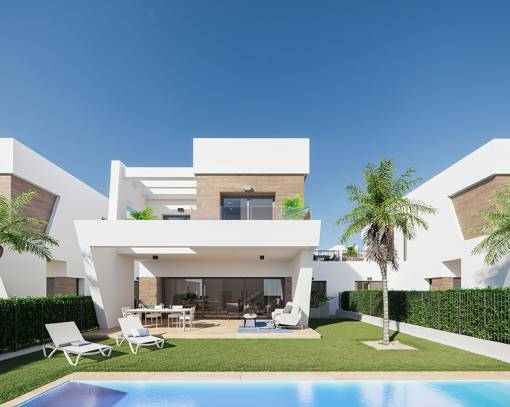Villa - New Build - Finestrat - Finestrat Urbanizaciones