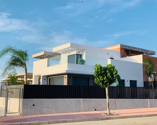 Вилла - New Build - Guardamar del Segura - San Fulgencio
