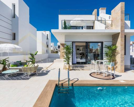 Villa - New Build - Los Alcázares - Centro