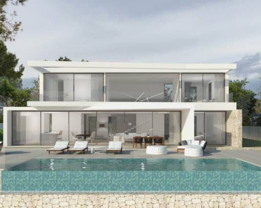 Villa - New Build - Moraira - Alicante