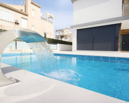 Villa - New Build - Orihuela Costa - Punta Prima