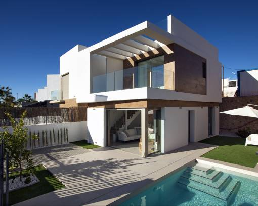 Вилла - New Build - Orihuela Costa - Villamartín
