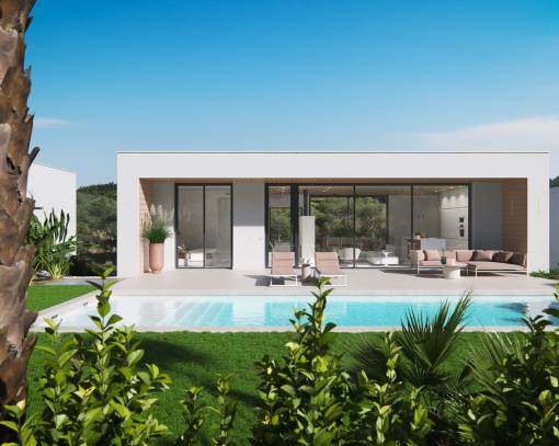 Вилла - New Build - Orihuela - Las Colinas Golf