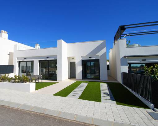 Villa - New Build - Pilar de la Horadada - Lo romero golf
