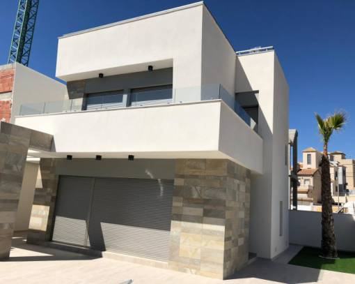 Villa - New Build - San Miguel de Salinas - Alicante