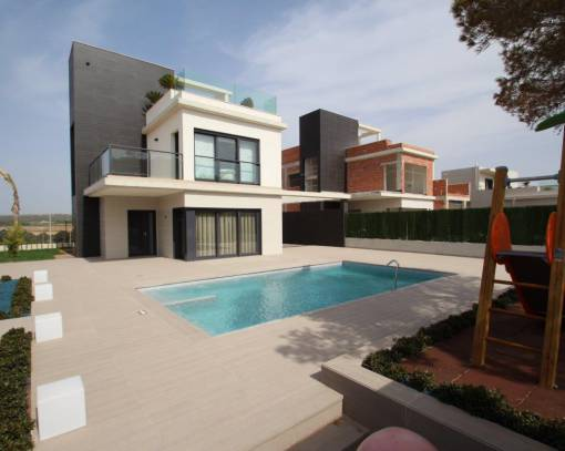 Вилла - New Build - San Miguel de Salinas - Bellavista