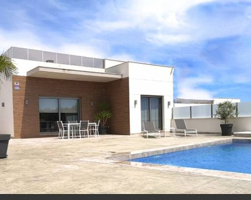 Villa - New Build - San Miguel de Salinas - Campo de golf