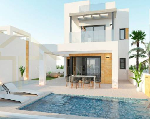 Villa - New Build - Torrevieja - Carrefour