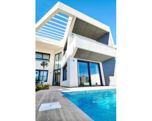 Villa - New Build - Torrevieja - Playa de los Naufragos