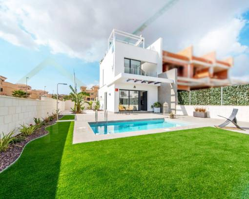 Villa - New Build - Villamartin - Los almendros