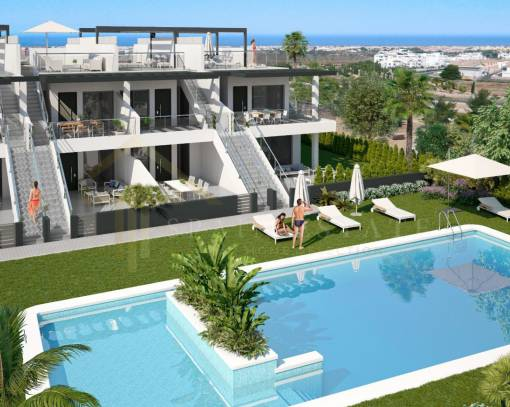 Villa - New Build - Villamartin - Los Dolses