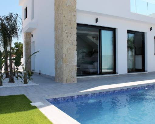 Villa - Wederverkoop - Los Montesinos - Alicante