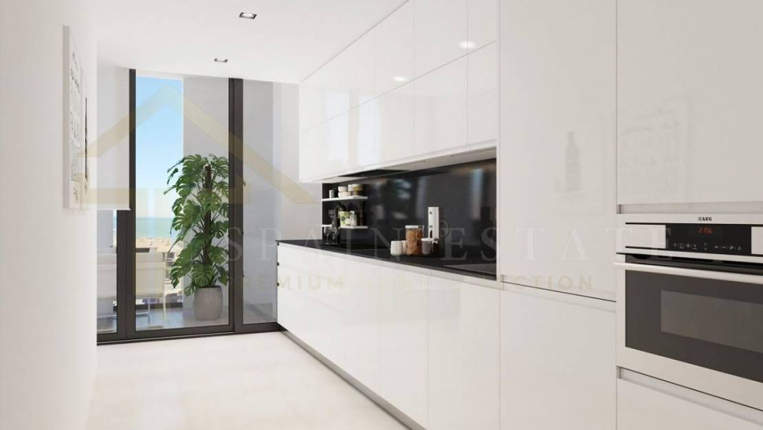 Wederverkoop - Apartment/Flat - Guardamar del Segura - Alicante