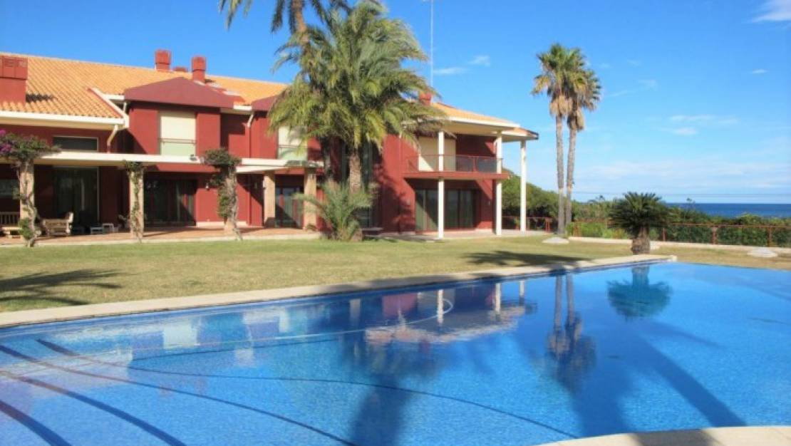 Wederverkoop - Villa - Denia - Alicante